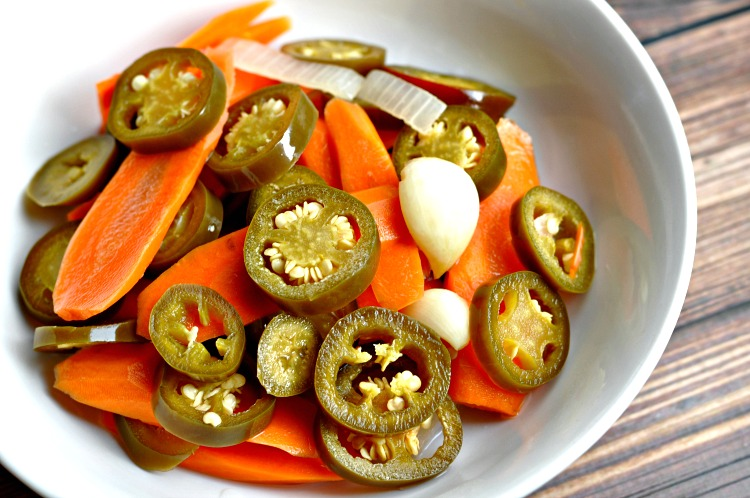 Fermenting foods is a great way to get more probiotics. This fermented spicy carrots recipe is a flavorful way to add more cultured foods to your diet.