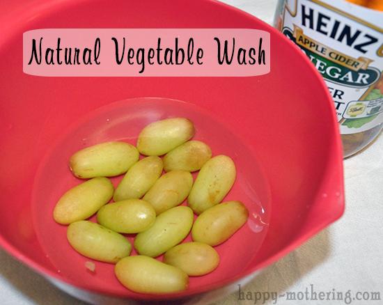 vegetable-wash