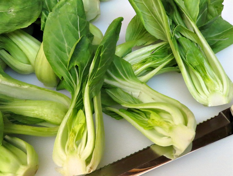 Have you seen bok choy at the store, but don't know what to do with it? This Oven-Roasted Baby Bok Choy Recipe will quickly make bok choy one of your favorite vegetables!