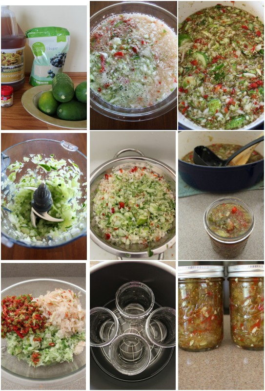 Is your garden or CSA box overflowing with cucumbers and sweet bell peppers? Preserve your harvest with this delicious sweet pickle relish canning recipe.