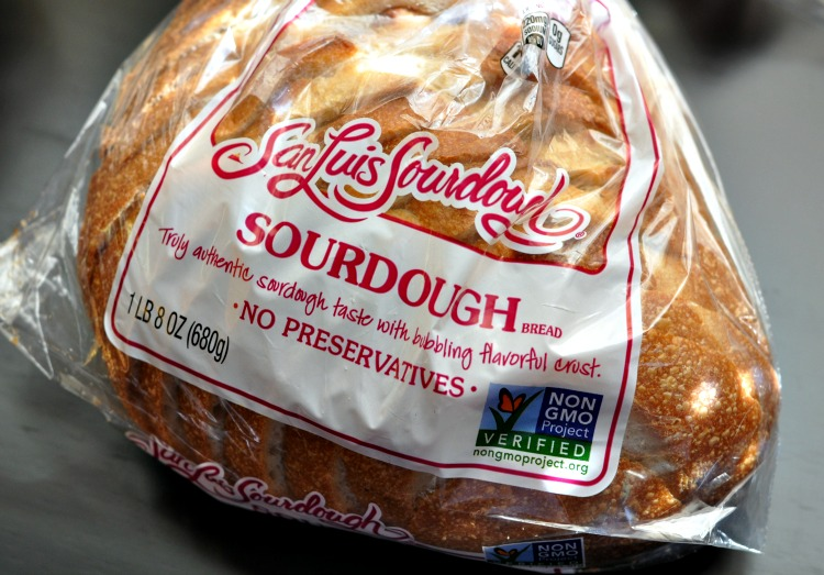 San Luis Sourdough Bread company bread is slow baked over 30 hours! And some varieties are Non-GMO Project Verified!