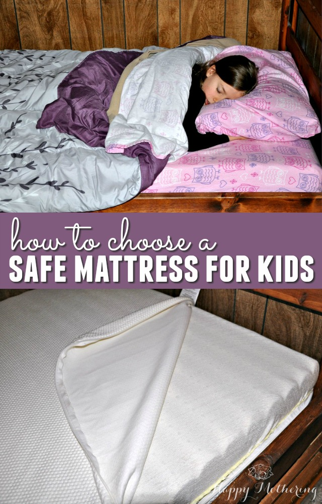 Are you searching for a safe mattress for kids that's also durable and comfortable? Read about our experience with the Essentia Grateful Bed JR mattress.