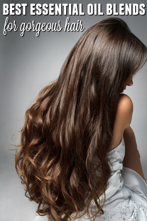 The Best Essential Oil Blends For Gorgeous Hair Happy Mothering