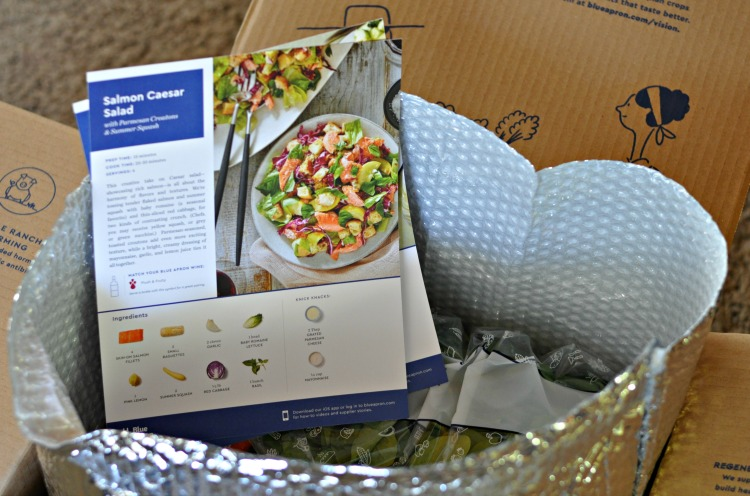 There are never enough hours in the day, but preparing a healthy meal is a priority. We'll show you how to make meal planning simple with Blue Apron.