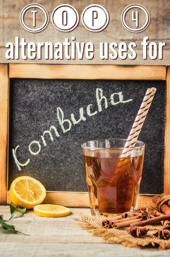 Did you brew too much kombucha or did you over-brew it? Don't worry! We're sharing some of the best alternative uses for kombucha - so it won't go to waste!
