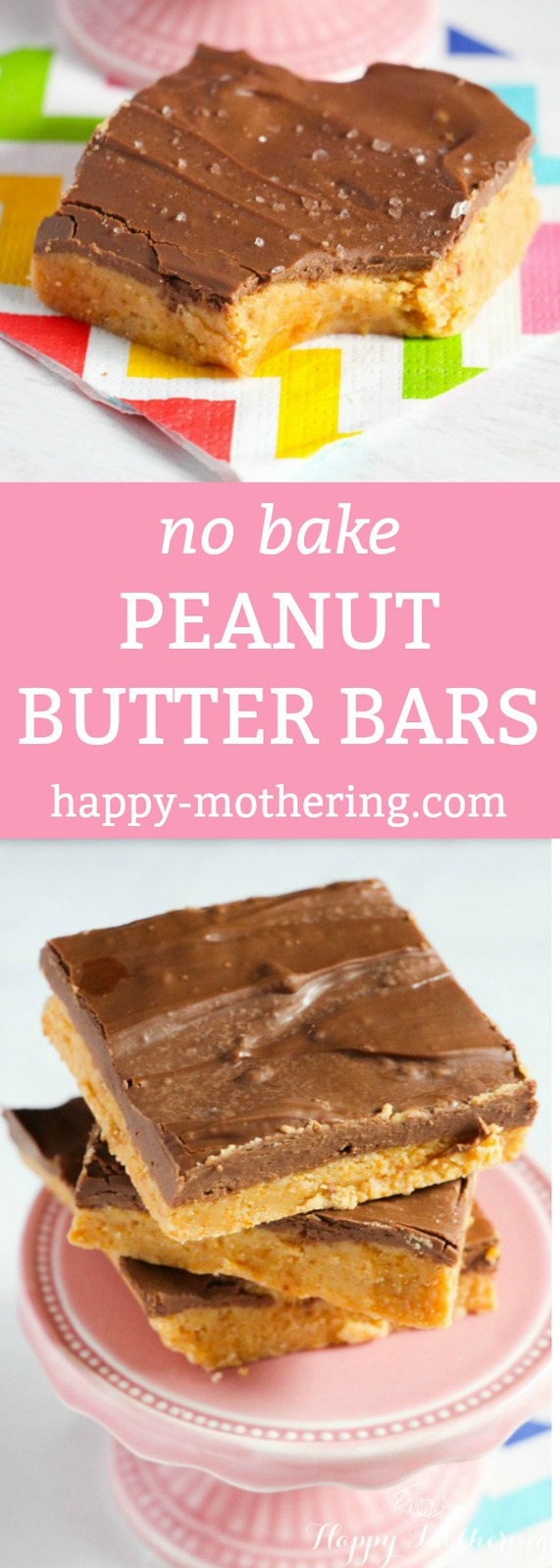 Are you looking for the best no bake dessert recipe? These Gluten Free No Bake Peanut Butter Bars are the best you'll find! Get the family favorite recipe.